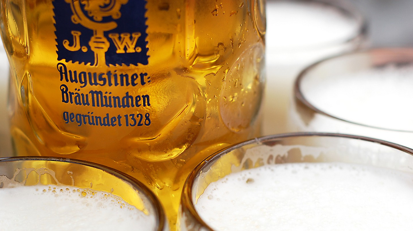 An Augustiner ©  James Almond / Flickr