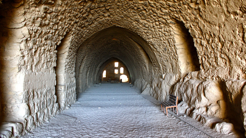 Jordan Karak Castle