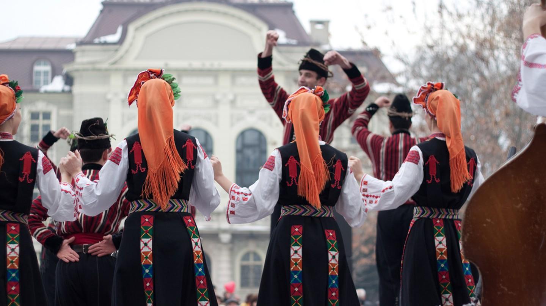 Bulgarian folk dance   © Florian Plag/Flickr