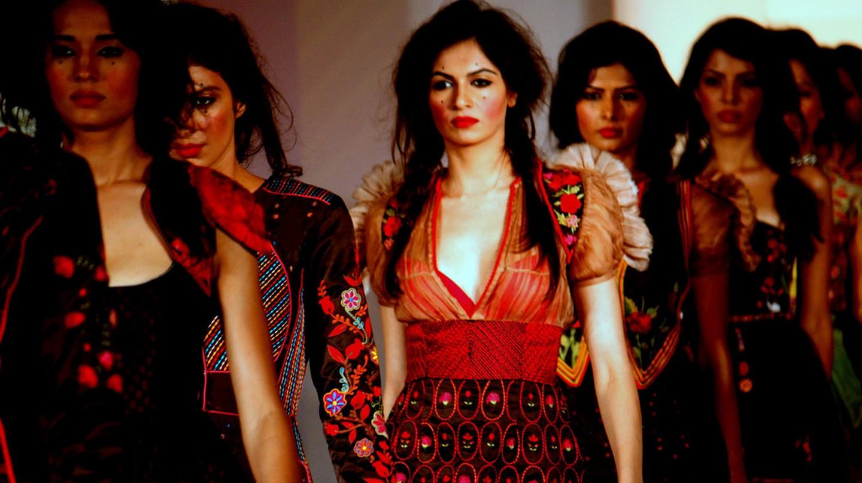 Rehane at Chennai Fashion Week |© Rahul Dev / Flickr