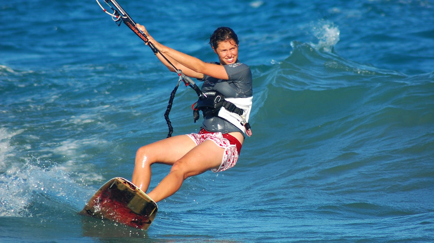 Enjoy outdoor water sports in Miami © Willtron/Flickr