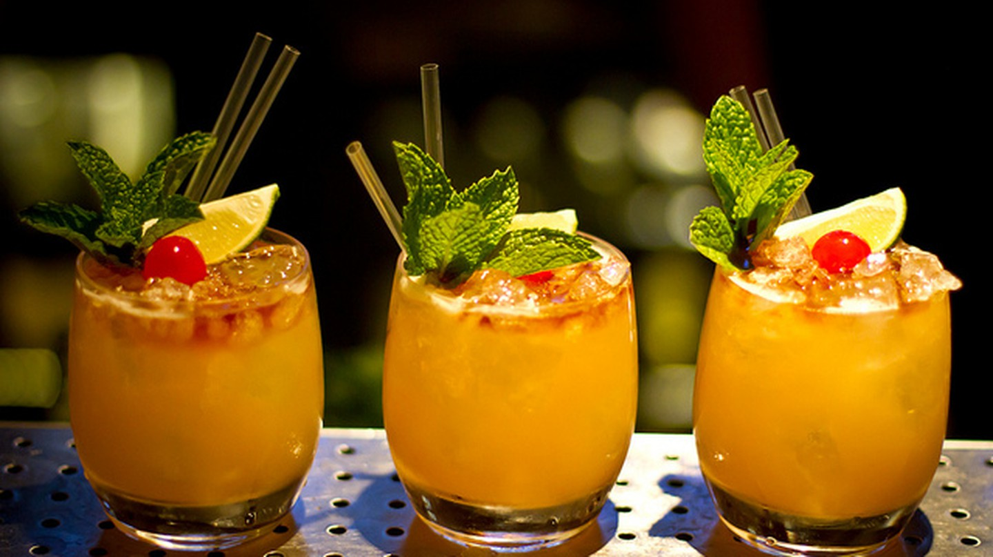 Delicious cocktails on offer | © Marc Thiele/Flickr