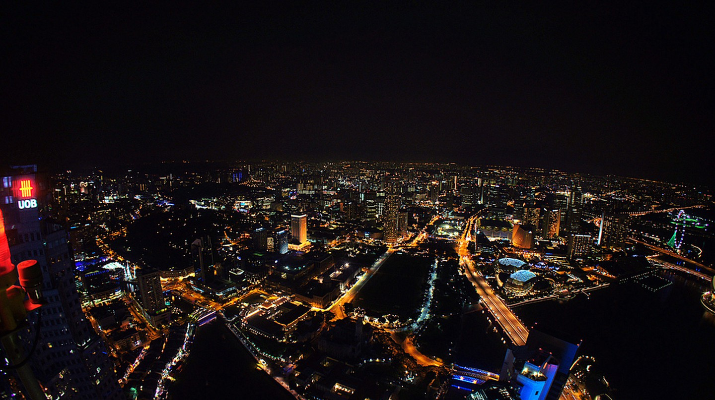 The view from 1-Altitude | © soeperbaby/Flickr