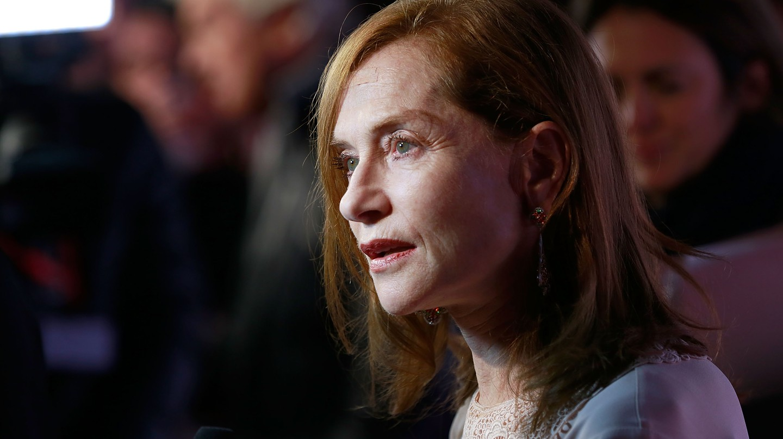 Isabelle Huppert   © John Phillips/Getty Images for BFI