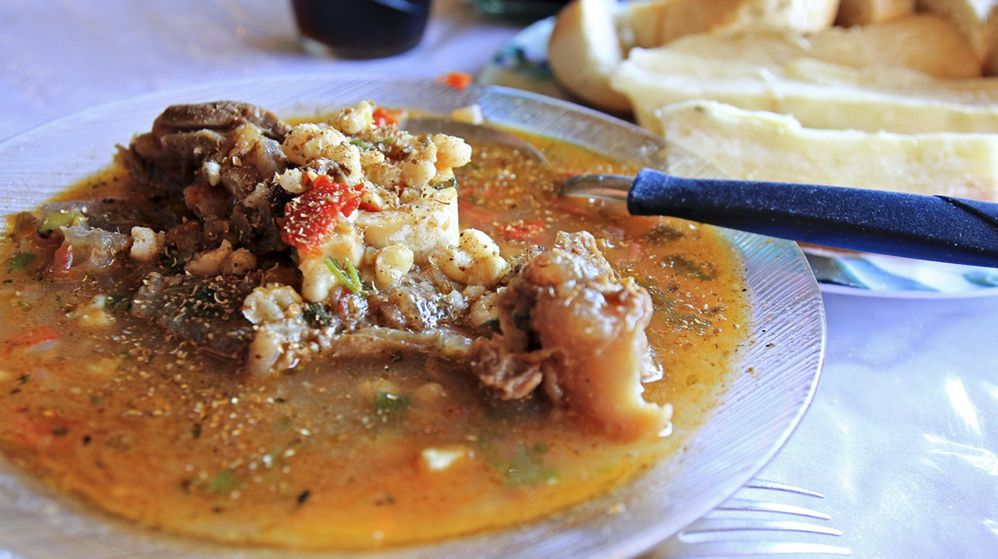 Locro: traditional South American stew in Paraguay © Magalie L'Abbé / Flickr