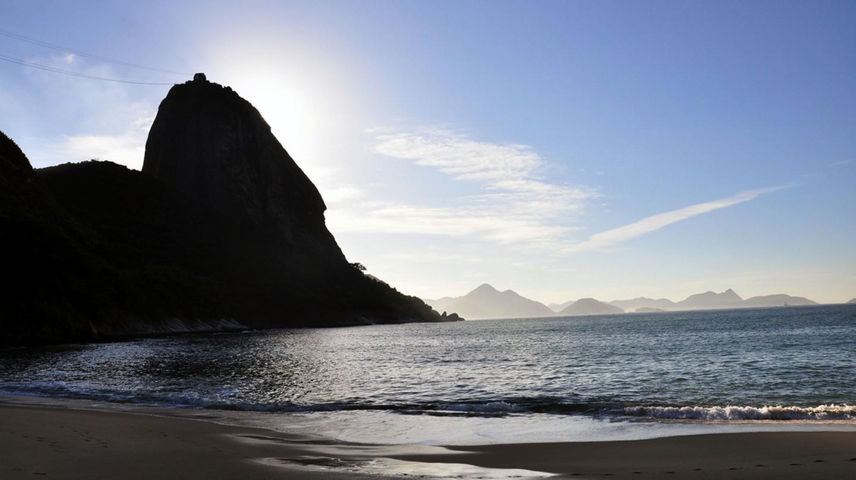 Praia Vermelha and Pao de Acucar   © Alexandre Macieira Riotur/Flickr