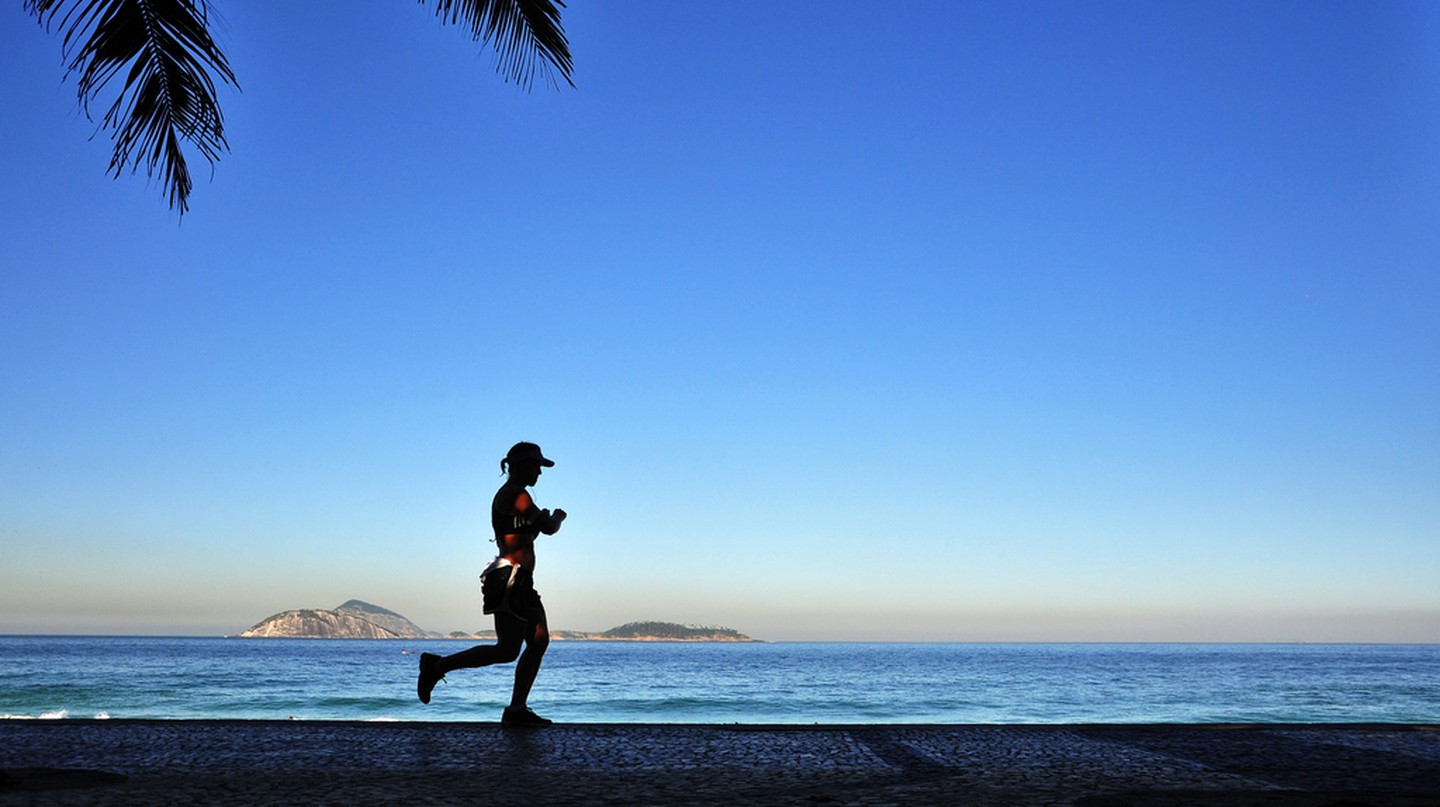 Running in Arpoador |© Alexandre Macieira|Riotur/Flickr