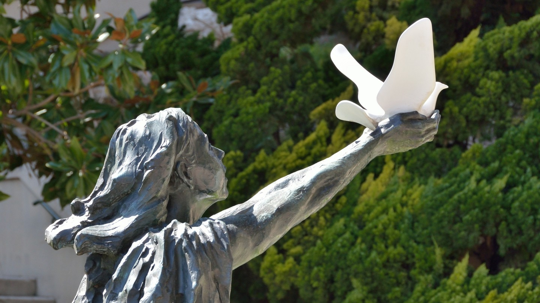 Statue of Saint Devote | © Tristan Schmurr / Flickr