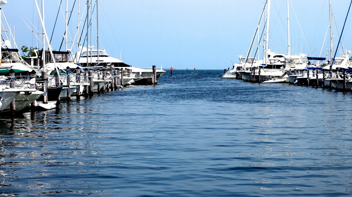 Coconut Grove Harbour | © karmatosed / Flickr