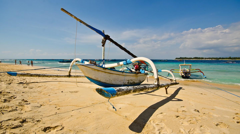 Day Trips to Gili Trawangan | © Shan Ambrose / Flickr