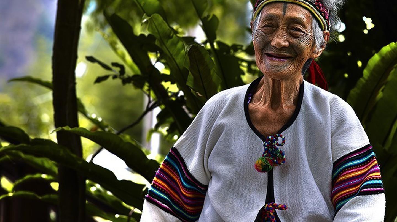 Atayal woman    © Courtesy of Rainbow Art / Li-Ho Taiwan