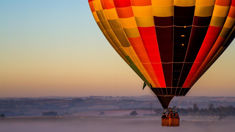 Baloon ride in Boituva | © Dennis Fidalgo/Flickr