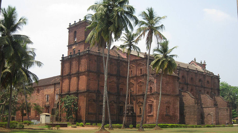 The Basilica of Bom Jesus, Goa   © lawtonjm/Flickr