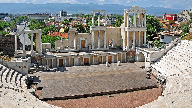 Plovdiv | © Dennis Jarvis/WikiCommons