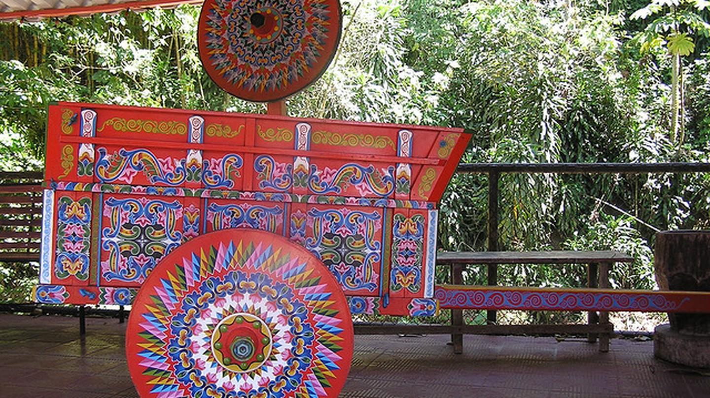 Native coffee cart | © Amanda/Flickr