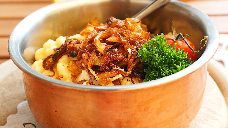 Cheesy Noodles |© Hans