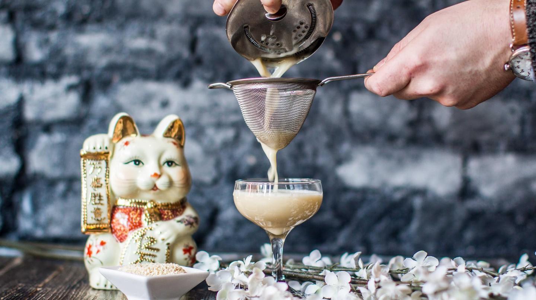 A cocktail at the Cherry Blossom PUB | © Farrah Skeiky