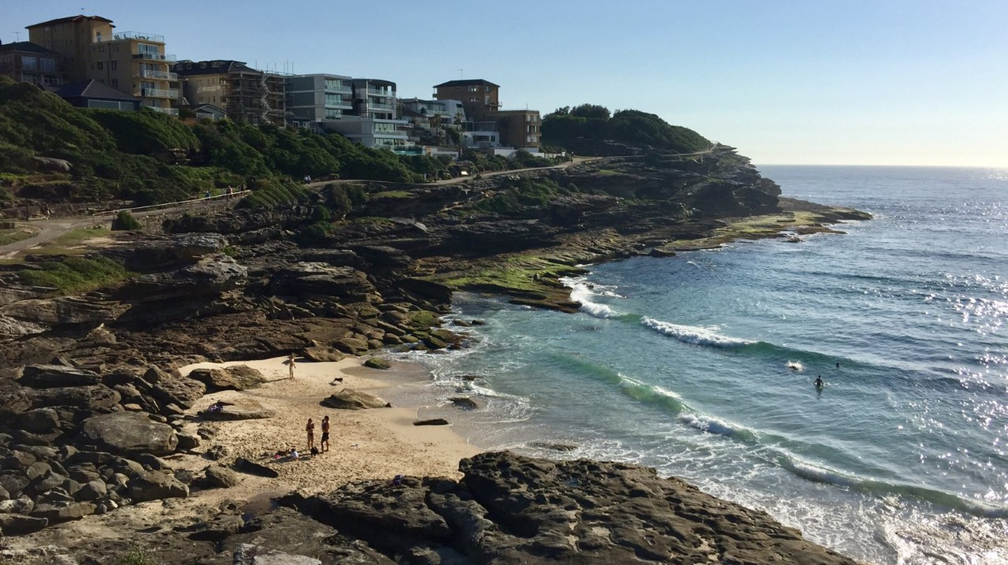 Bondi to Coogee walk, image author's own