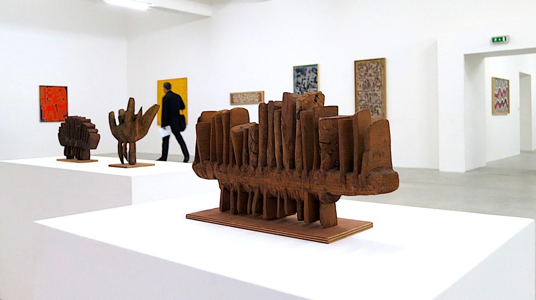 Consortium Gallery, Dijon | Courtesy of Sylvia Edwards Davis