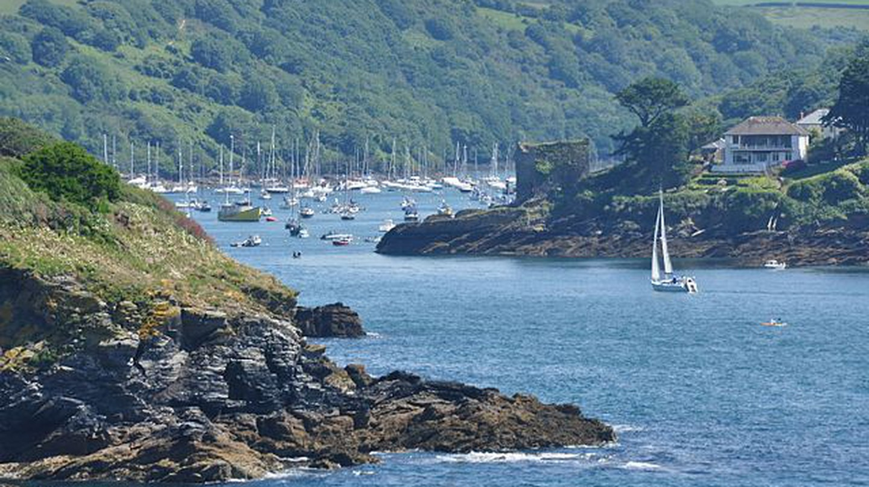 Fowey harbour © Nilfanion / Wikimedia