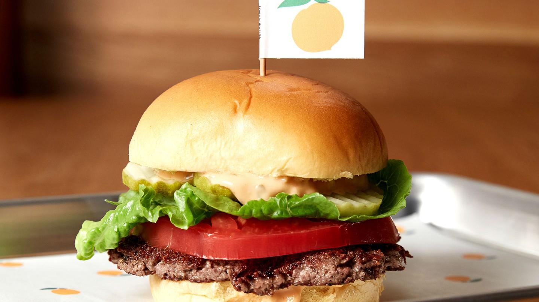 IF Momofuku Burger Nishi Style. | Courtesy Impossible Foods.