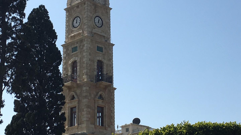 Clock Tower, Al Tal | © Amani El Charif