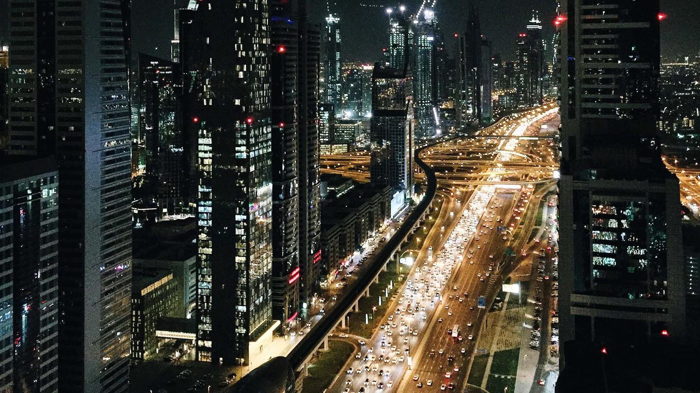 Downtown Dubai |  © Sophie Knight