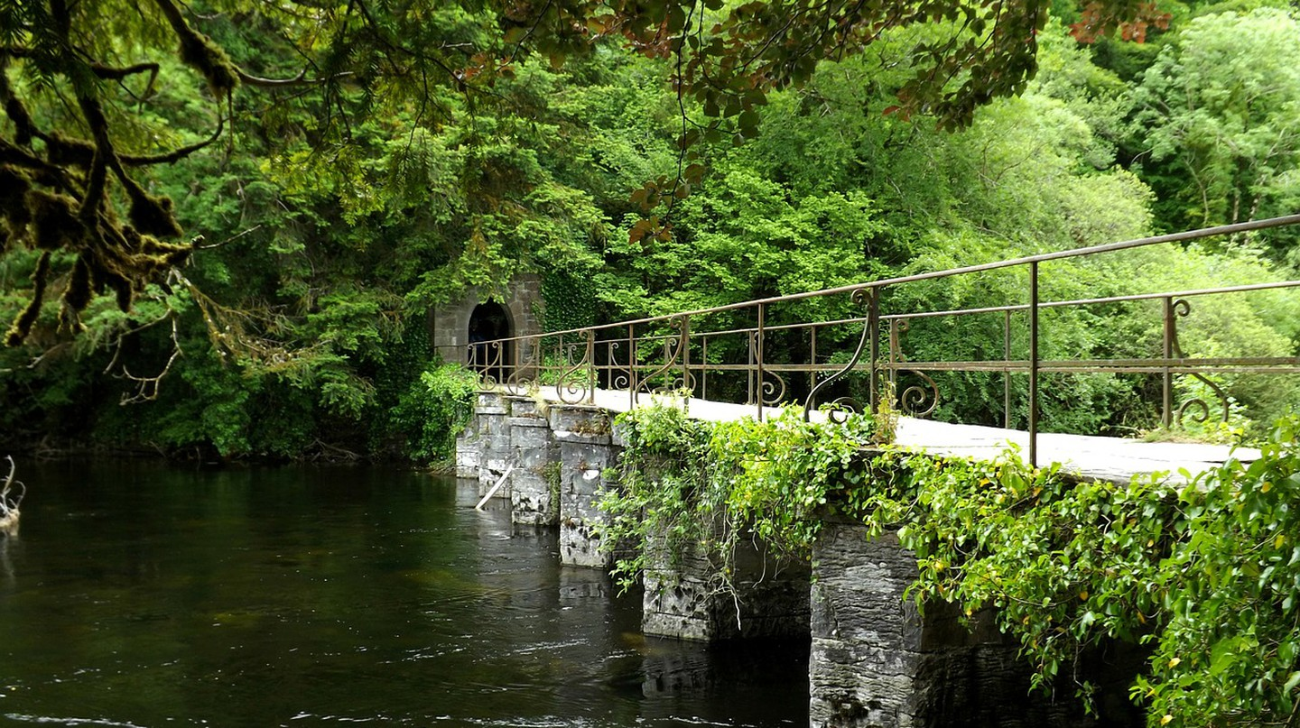 Cong, County Galway   © dkennedy632/Pixabay