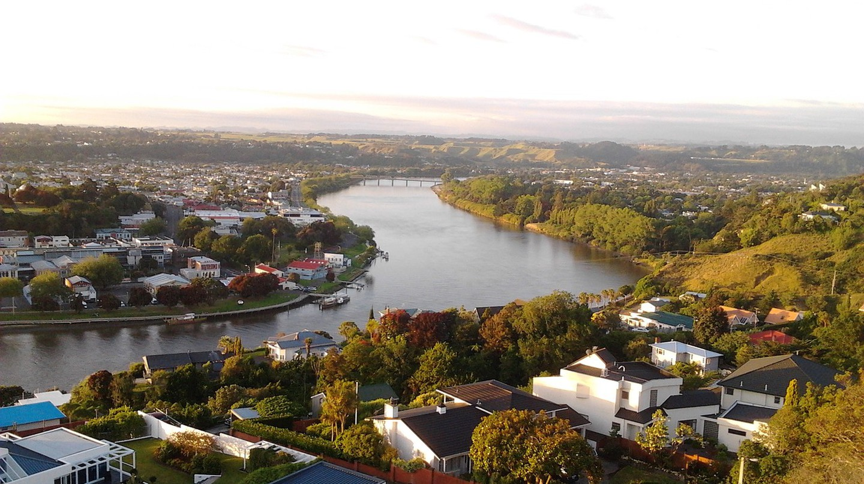 Whanganui River | © billiederamos/Pixabay