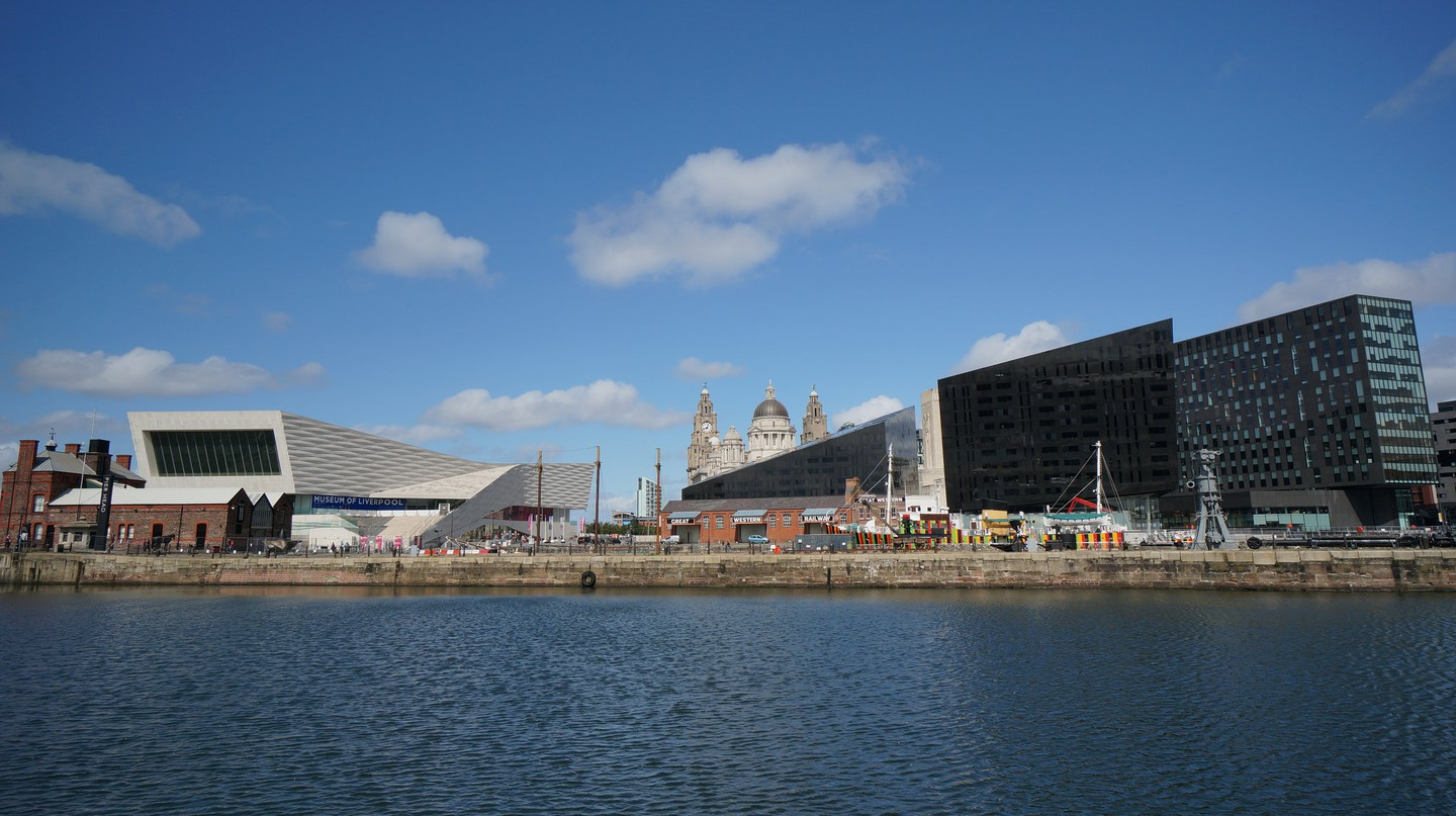 Liverpool Docks | © Andrew Smith / Flickr