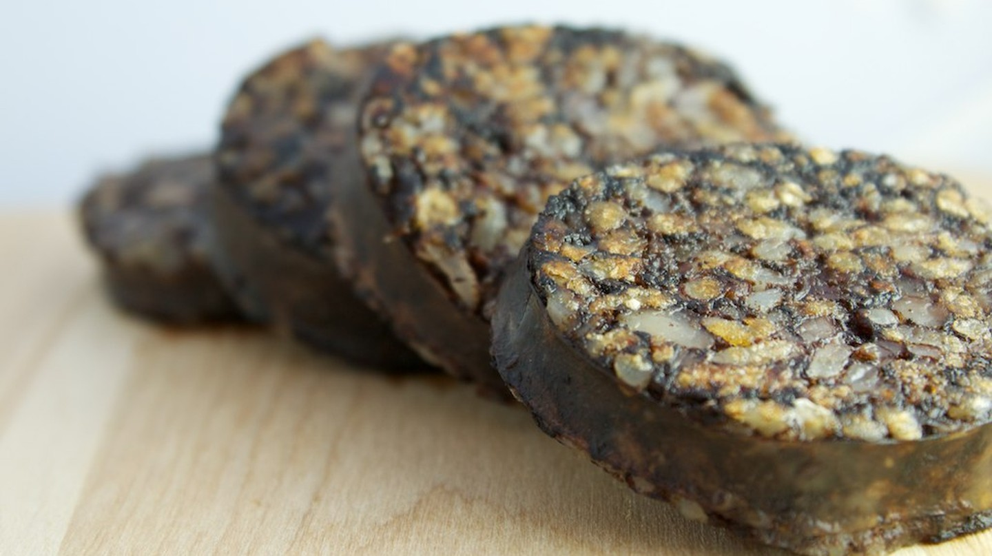 Morcilla de Burgos, made with rice | © PincasPhoto / Flickr