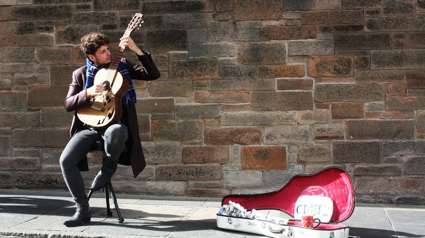 Berlin is a mecca for street performers | © gazetasecret/Pixabay