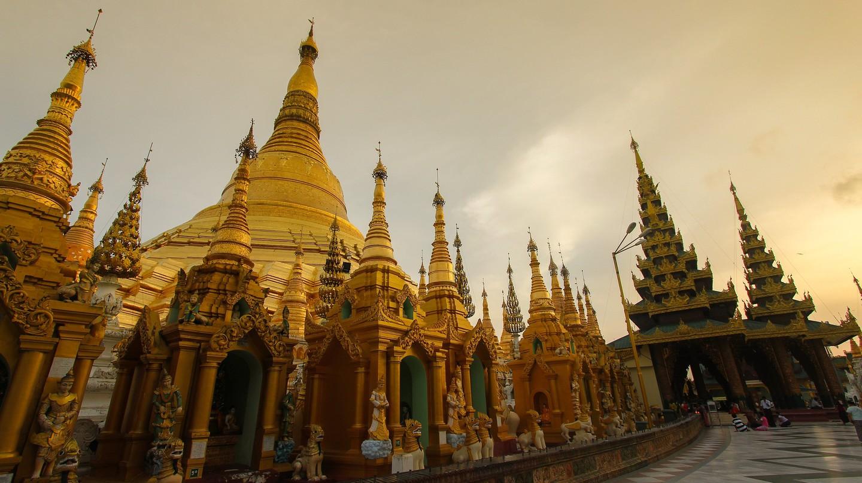 Shwedagon Pagoda | © ArkkrapolA / Pixabay