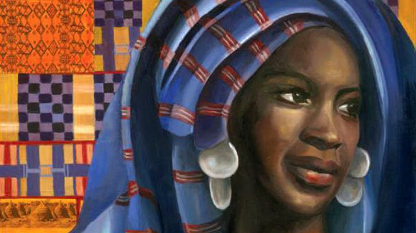 Portrait of Nana Asma'u, Artist Unknown | Google Images