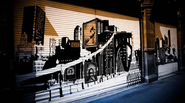 Northern Quarter Street Art | © Joshua Poh / Flickr