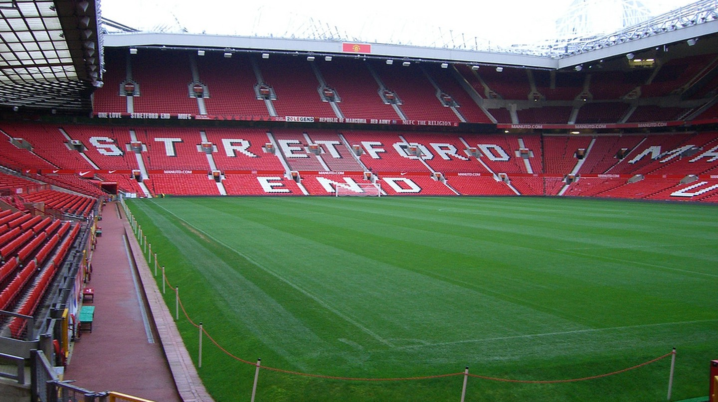 Old Trafford | © Sean MacEntee / Flickr