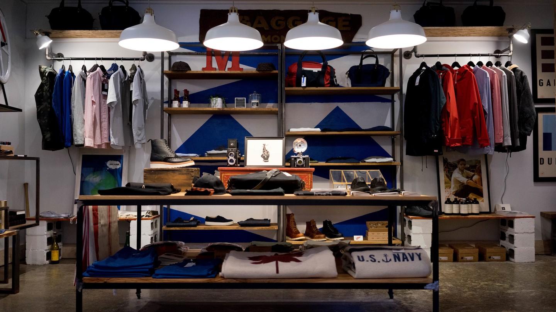 menswear boutique | CC0 License/ Unsplash