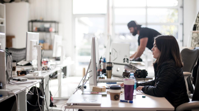Co-working spaces | © Pexels