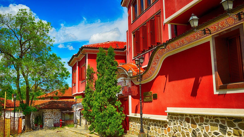 Plovdiv's Old Town | © maristeneva0/Pixabay