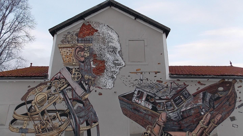 Lisbon street art | Pixabay