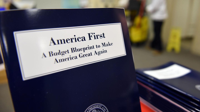 Budget Plan  © Xinhua News Agency/REX/Shutterstock