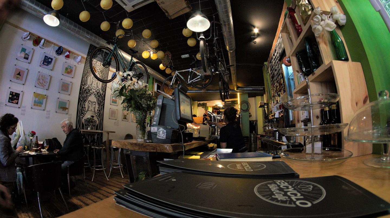 Courtesy of Recyclo Bike Café