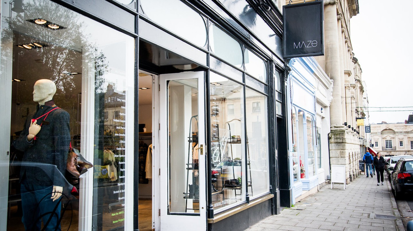 Maze Bristol | Photo courtesy of Maze ©
