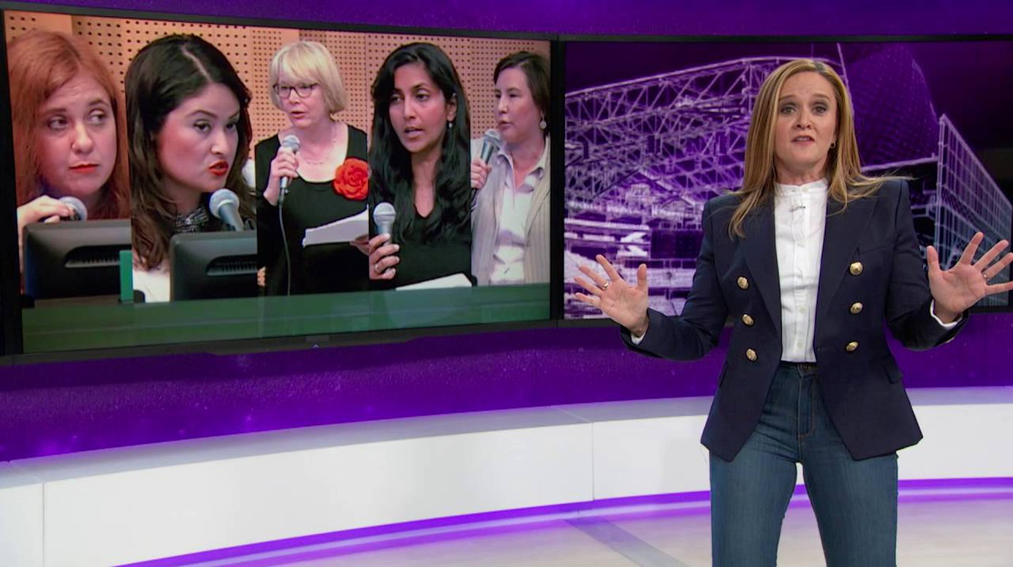 Samantha Bee | © YouTube