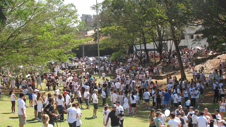 São Paulo Morumbi © Milton Jung/Flickr