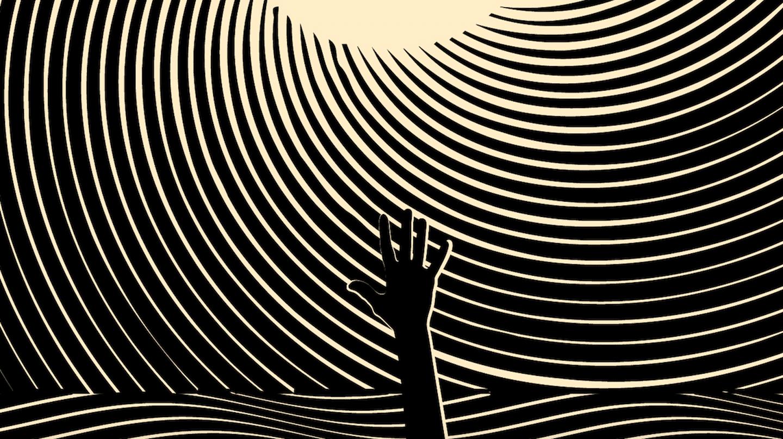 Cover of 'The Night Ocean' courtesy of Penguin Random House