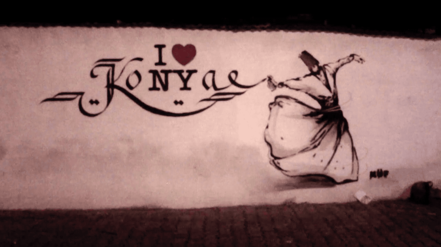 'I Love Konya' Project/Screenshot from Vimeo