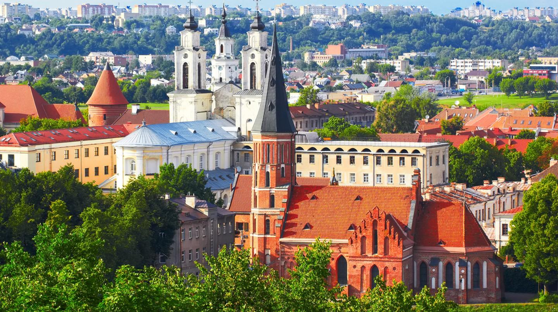Kaunas Panorama | ©Raimundas/Shutterstock