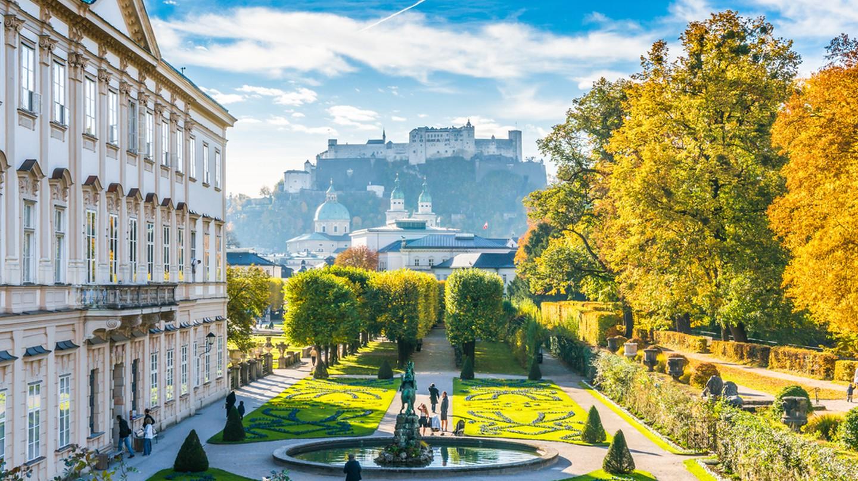 Salzburg, Austria |© canadastock/Shutterstock