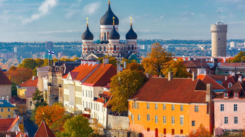 View of Tallinn   © kavalenkava/Shutterstock